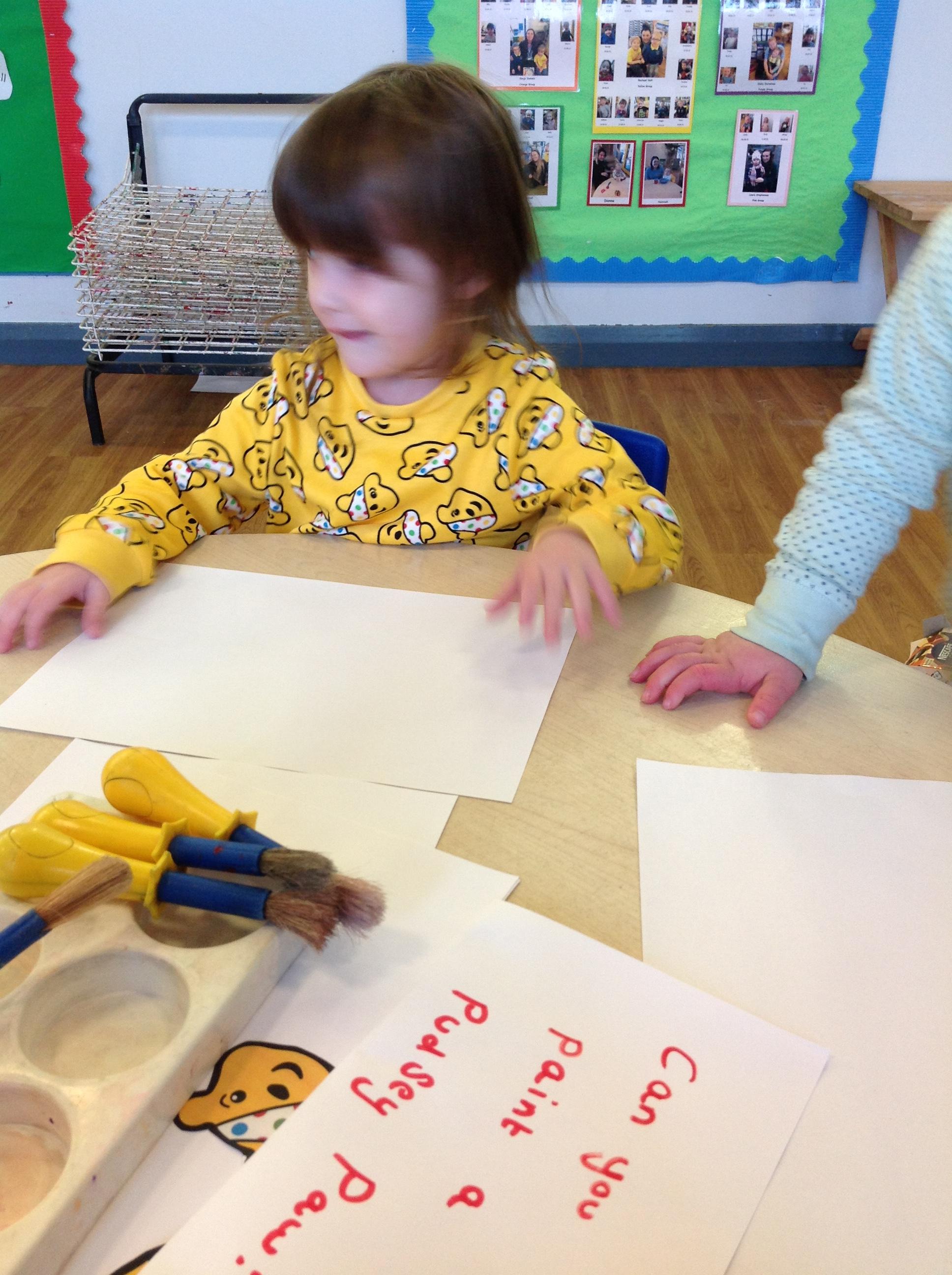 Children In Need Bright Futures Nursery School